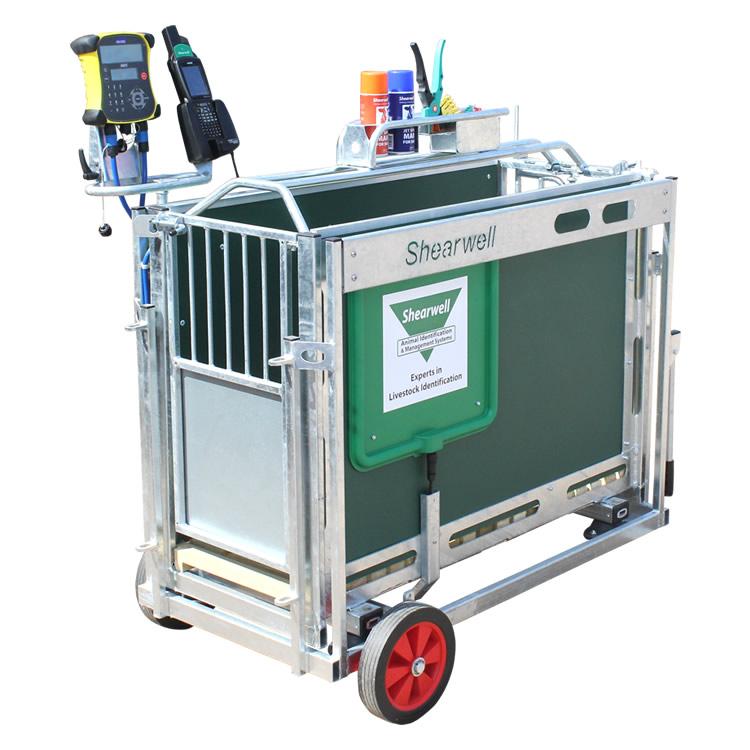 EID Sheep Management Crate